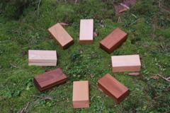 Holzblöcke