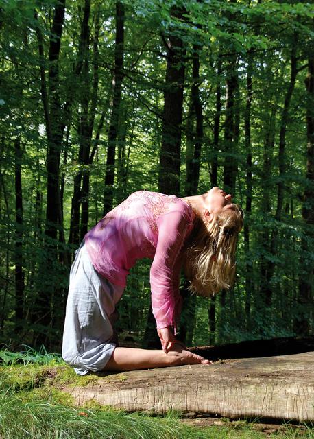 Wood Prana Yoga